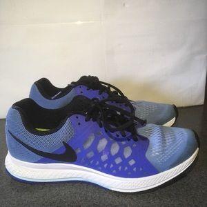Nike Zoom Pegasus 31 Blue Running Shoes 654486-402